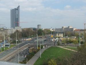 Leipzig Skyline Header