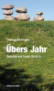 Cover - Über's Jahr 2014/2015