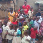 Kalisa und die fröhlichen Kinder von Lugazi